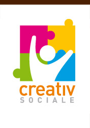 Creativ Sociale. Link Home page